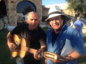 Билли Вулкано и Аль Бано